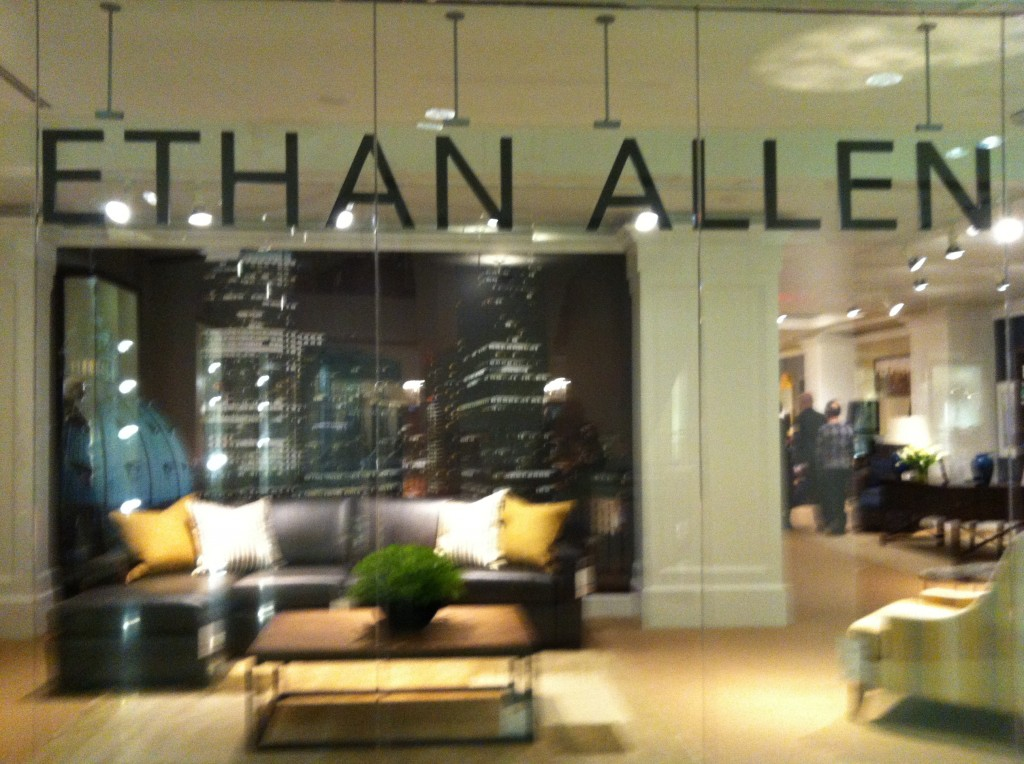 From Connecticut To Montreal Quebec Ethan Allen