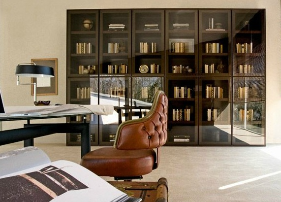 The Gallery For Ikea Billy Bookcase Medium Brown