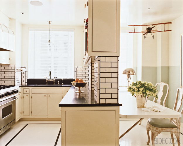 Todays Idea Go Subway Tiles In Your Kitchen And Bathroom