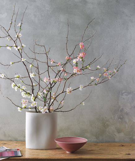 Todays Idea Easy Big Bouquet Of Fruit Tree Branches