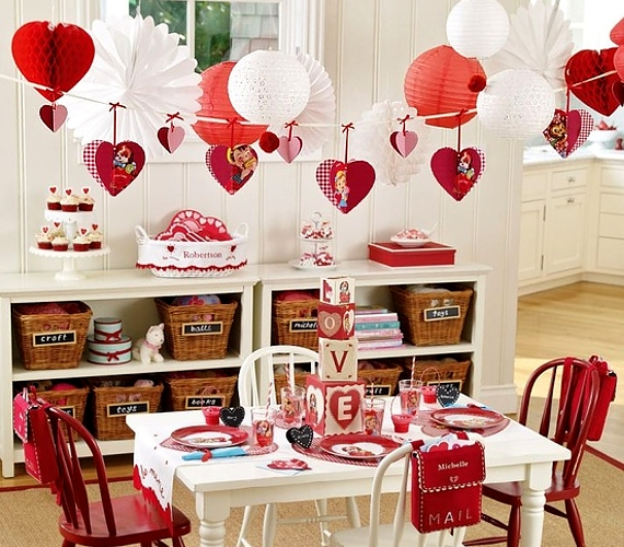 Prepare for valentine 39 s day and night decogirl montreal for Decorate for valentines day