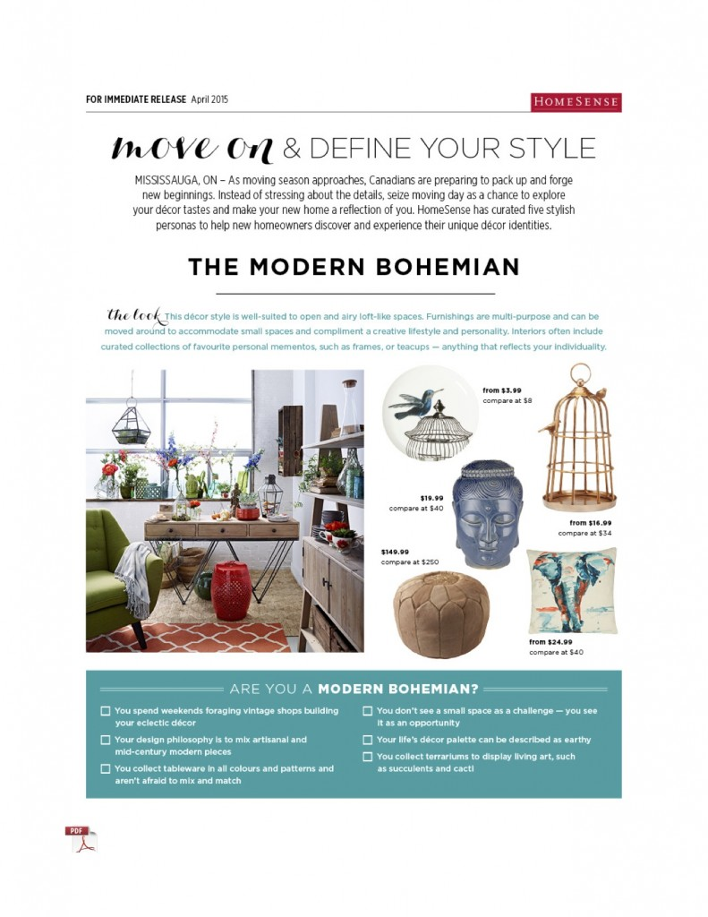 HomeSenseFind Out Your Profil